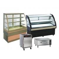 Шкафы и витрины тепловые