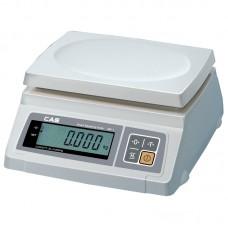 Весы CAS SW-1-2 эл.порционные